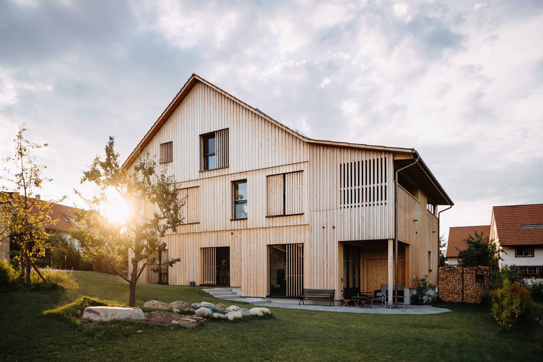 Wir planen und bauen in der ganzen Schweiz