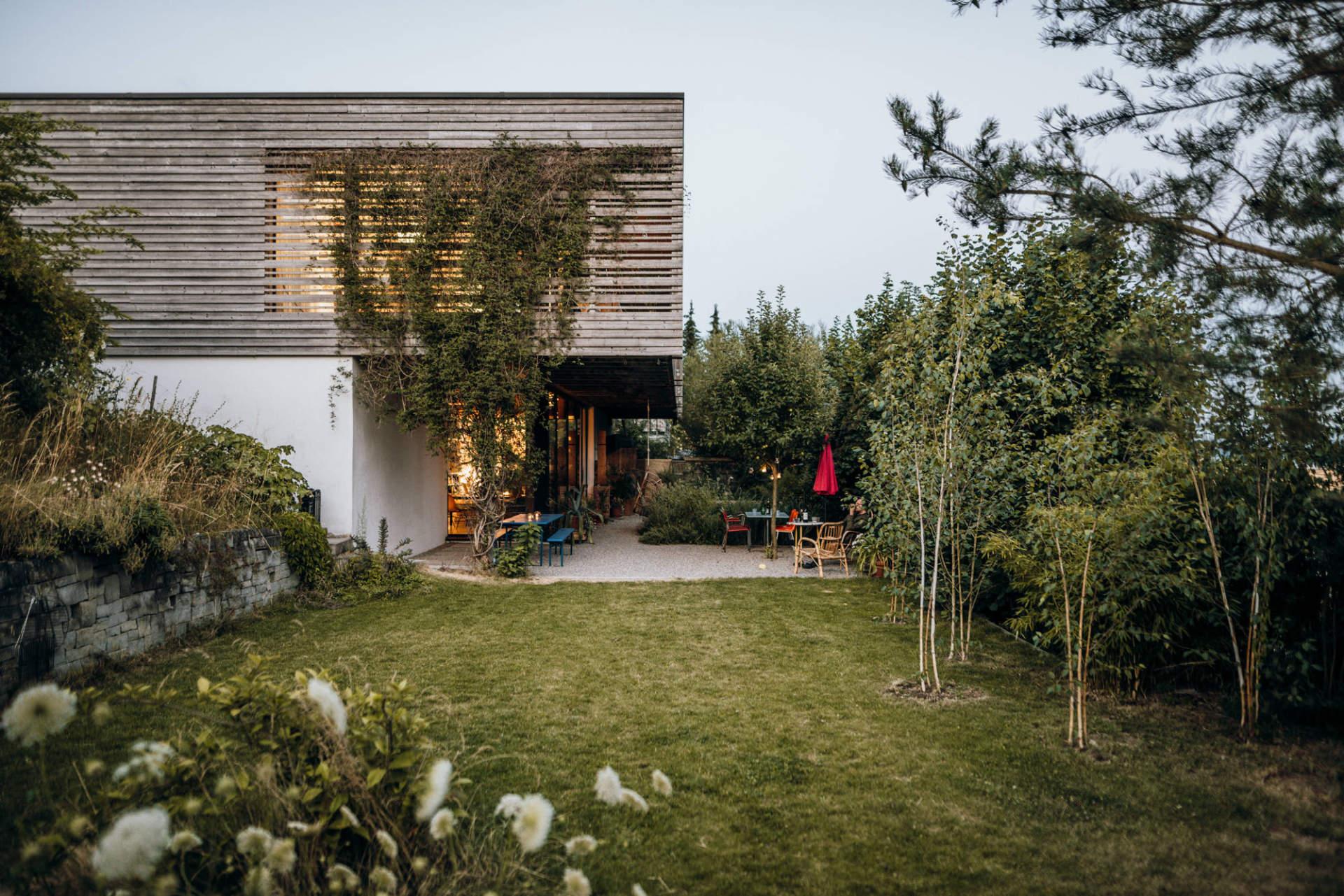Wir entwerfen und bauen energieeffizente Häuser